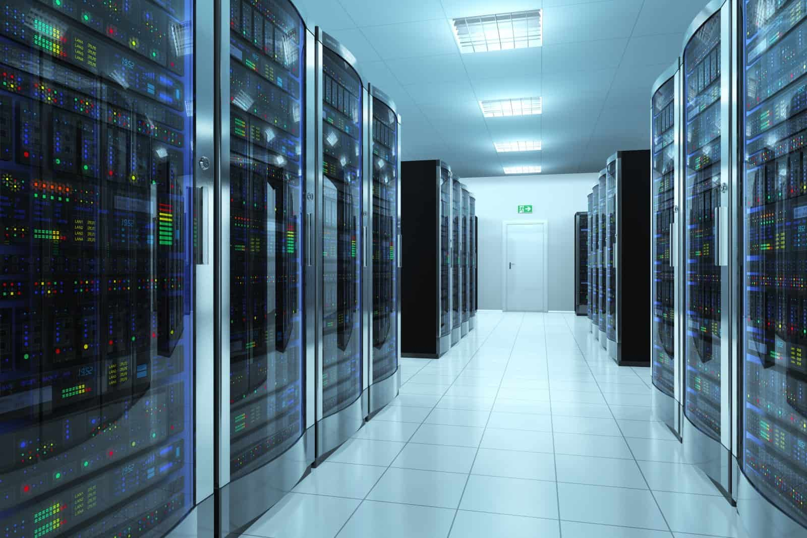 Cloud computing data centre in Australia